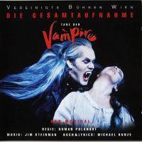 Cover Musical - Tanz der Vampire [Die Gesamtaufnahme]